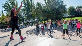Zumba y 38 actividades más para los mayores en Pozuelo
