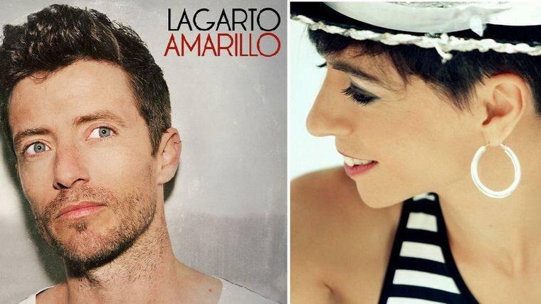 Lagarto Amarillo: