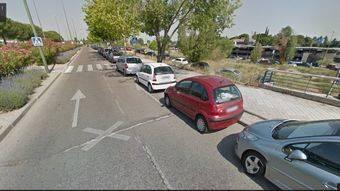 Los populares de Pozuelo van a pedir a Carmena que arregle el asfalto de El Barrial