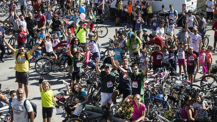 La Semana Europea de la Movilidad pasa por Pozuelo de Alarcón