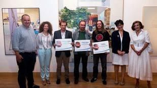 Francisco Díaz gana el Certamen de Pintura