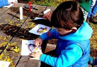 El otoño natural y educativo llega a Pozuelo