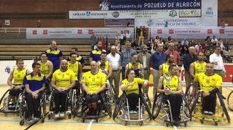 El Ilunion gana la Copa Comunidad de Madrid en Pozuelo