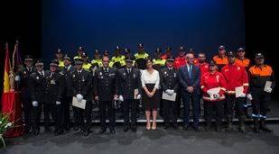 La Policía Municipal de Pozuelo festeja la Virgen del Remedio