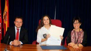 Una alumna Pozuelo, con un 9,82 en Bachillerato, beca de excelencia