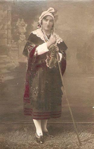 Brígida López Ucedo: la primogénita del papelero