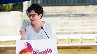 Primer aniversario del café con la alcaldesa de Pozuelo