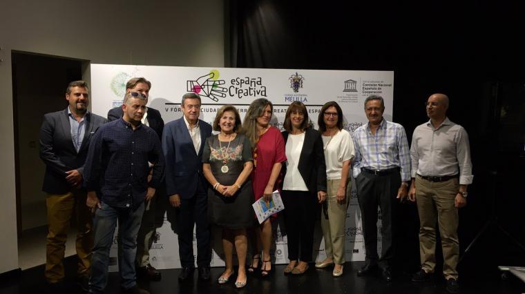 Pozuelo entre los finalistas de la Copa España Creativa 2017