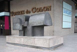 El escultor José Luis Sánchez expone en Pozuelo