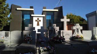 Cementerios abiertos por Todos los Santos en Pozuelo
