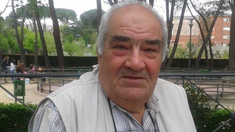 Antonio López o Antoñito el kiosquero
