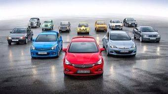 Los compactos de Opel cumplen 80 años con el aniversario del Kadett