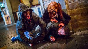 """Carreras, gritos y efectos especiales en la """"Zombie Edition"""""""