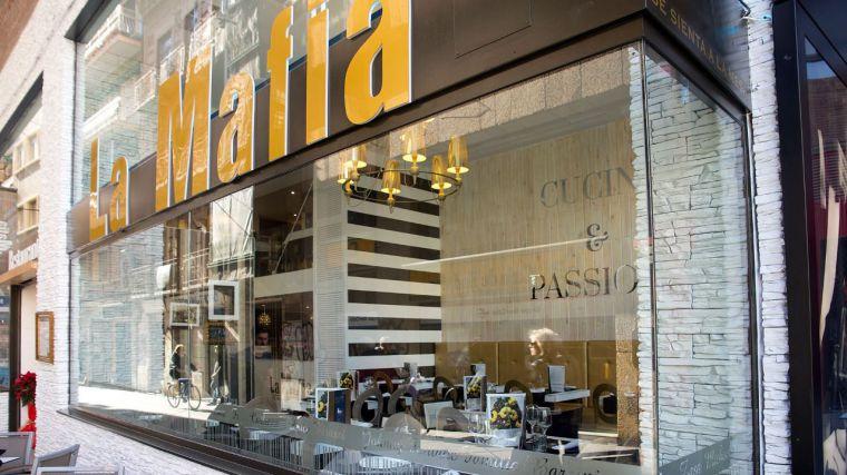 La Mafia se estrena en Pozuelo de Alarcón