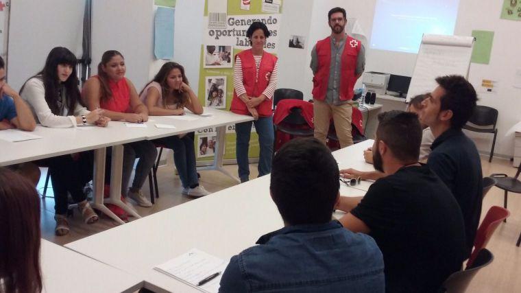 """""""Otra oportunidad"""" de Cruz Roja para jóvenes en riesgo de exclusión"""