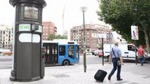 Bascuñana vuelve a denunciar la falta de aseos públicos en Pozuelo