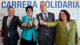 Pérez Quislant: 'Pozuelo es una ciudad solidaria en donde se entiende y se vive el deporte como algo fundamental'