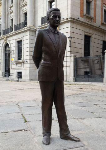 Félix Alba contesta a Ciudadanos Pozuelo sobre el homenaje fallido a Adolfo Suárez