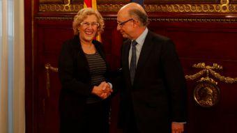 Carmena y Montoro abren una nueva vía de diálogo