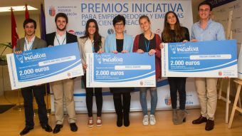"""El Ayuntamiento de Pozuelo de Alarcón entrega los """"Premios Iniciativa"""""""