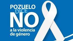 Un minuto de silencio en Pozuelo por las víctimas de la violencia de género
