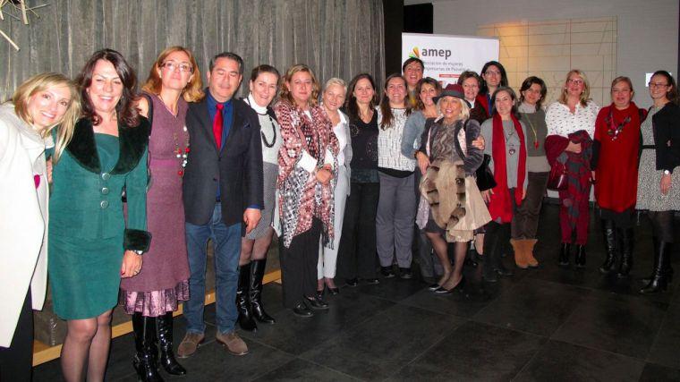 La Asociación de Mujeres Empresarias de Pozuelo celebra su última comida de networking de 2016