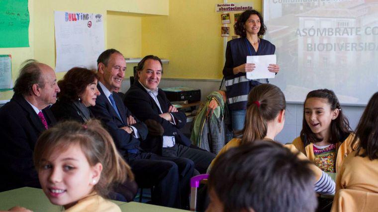 82.000 escolares de la región participan en el Programa de Educación Ambiental