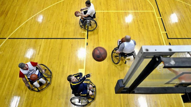 Más de 1.200 personas con discapacidad han participado en el Programa Deportivo 2016