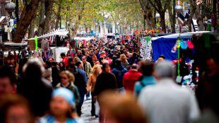 Madrid se erige como el gran destino de compras europeo