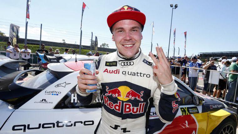 Ekström se alza con el título de Equipos en el Campeonato del Mundo de Rallycross