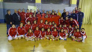 La Comunidad de Madrid reconoce la importante labor de los equipos deportivos femeninos