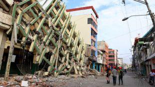 La Comunidad de Madrid destina 60.000 euros a ayuda humanitaria por el terremoto de Ecuador