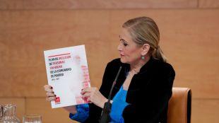 Cristina Cifuentes anuncia la aprobación del Plan de Inclusión de Personas sin Hogar
