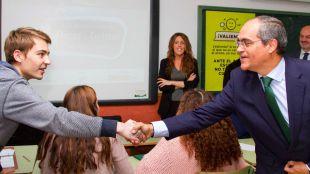 La Comunidad de Madrid contra el acoso escolar