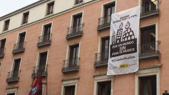 Madrid contra la pena de muerte