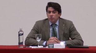 Somos Pozuelo exige la dimisión del alcalde de Alcorcón, David Pérez