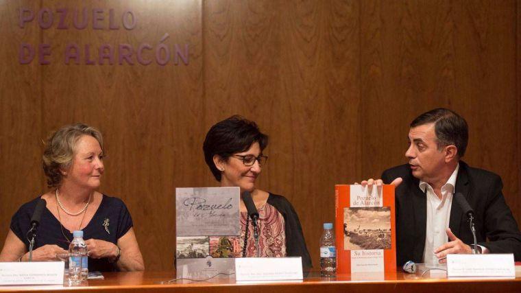 El Grupo Popular luchará para que se reconozca la labor de la Cronista Oficial de Pozuelo, Esperanza Morón