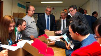 La Comunidad de Madrid fomenta el voluntariado entre las personas con discapacidad