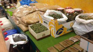 Desarticulada una organización dedicada al tráfico de drogas que operaba en Pozuelo de Alarcón