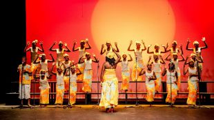 1000 voces corales por los derechos de la infancia