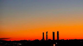 La Comunidad de Madrid es la región menos endeudada de España