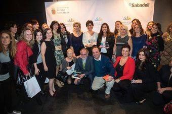 La Asociación de Mujeres Empresarias de Pozuelo entrega las Distinciones AMEPOZUELO 2016