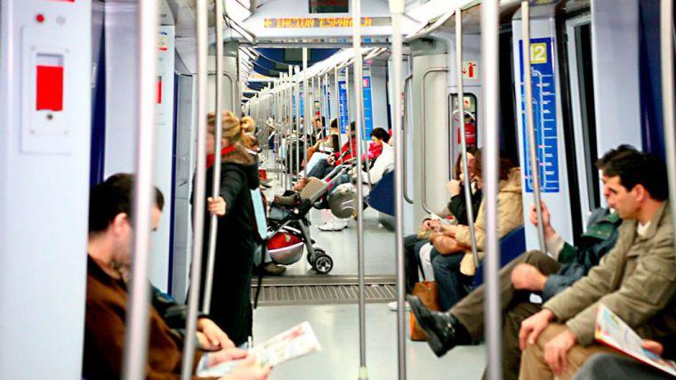 Metro modifica sus horarios por la celebración de la Nochebuena y Navidad