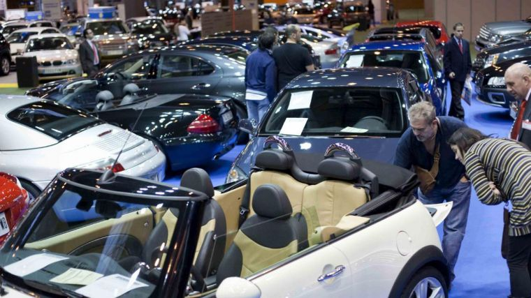 Las ventas de vehículos usados cerrarán 2016 con una subida estimada del 8%