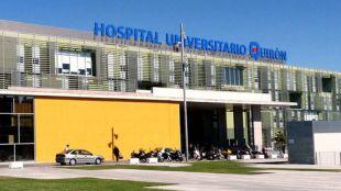 Se investiga la muerte de un hombre en Nochebuena a las puertas de un Hospital de Pozuelo