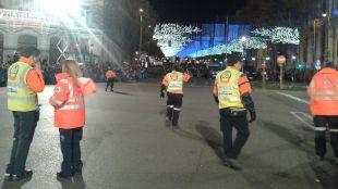 Madrid despide el año con normalidad y ambiente festivo