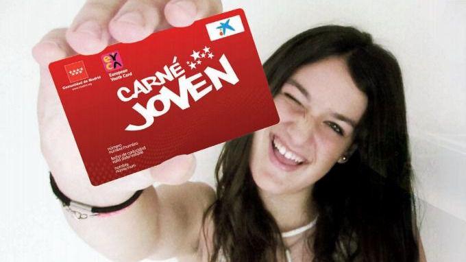Más de 46.000 jóvenes se han apuntado al programa Carné Joven en 2016