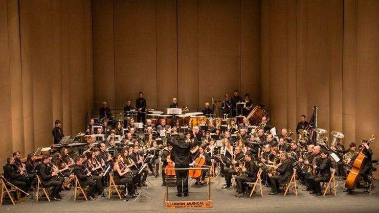 La Unión Musical de Pozuelo de Alarcón vuelve al Teatro Mira
