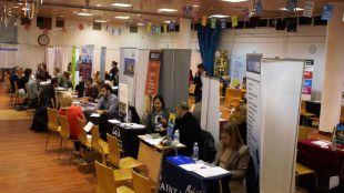 Más de 100 centros participan en la Feria de Universidades del British Council School de Pozuelo