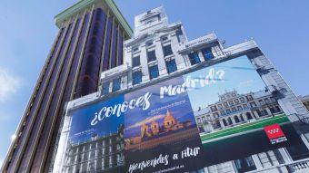 La Comunidad de Madrid, la gran plaza mayor de España